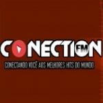Logo da emissora Rádio Conection FM