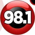 Logo da emissora Radio La Unica 98.1 FM