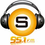 Logo da emissora Radio Stereo Satelital 95.1 FM