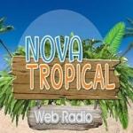 Logo da emissora Rádio Nova Tropical