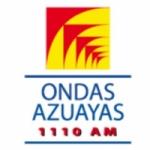 Logo da emissora Radio Ondas Azuayas 1110 AM