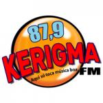 Logo da emissora Rádio Kerigma 87.9 FM