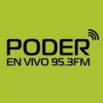 Logo da emissora Radio Poder 95.3 FM
