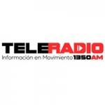 Logo da emissora Teleradio 1350 AM