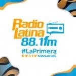 Logo da emissora Radio Latina 88.1 FM