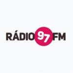 Logo da emissora Rádio Boa 97 FM