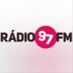Logo da emissora Rádio 97.7 FM