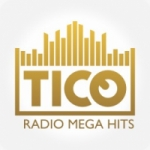 Logo da emissora Rádio DJ Tico Mega Hits