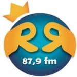 Logo da emissora Rádio Rainha da Paz 87.9 FM