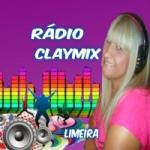 Logo da emissora Rádio Claymix