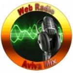Logo da emissora Rádio Aviva Mix