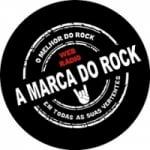 Logo da emissora Rádio A Marca do Rock
