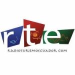 Logo da emissora Radio Turismo Ecuador RTE