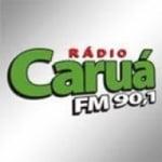 Logo da emissora Rádio Caruá 90.1 FM