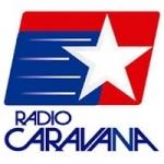 Logo da emissora Radio Caravana 90.9 FM