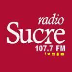 Logo da emissora Radio Sucre 107.7 FM