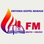 Logo da emissora Rádio Sintonia Gospel FM
