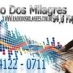 Logo da emissora Rádio Dos Milagres