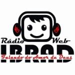 Logo da emissora Rádio Web IBRAD