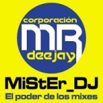 Logo da emissora Radio MisterDJ