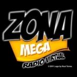 Logo da emissora Radio Virtual Zona Mega