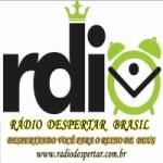 Logo da emissora Rádio Despertar Brasil
