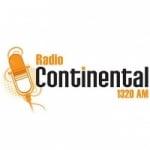 Logo da emissora Radio Continental 1320 AM