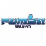 Logo da emissora Radio Rumba 88.9 FM