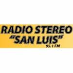 Logo da emissora Radio Stereo San Luis 95.1 FM