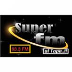 Logo da emissora Radio Super 93.3 FM