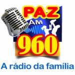 Logo da emissora Rádio Paz 960 AM Palmas