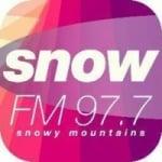 Logo da emissora Snow Reports 97.7 FM