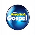 Logo da emissora Rádio América Gospel Pregações