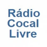 Logo da emissora Rádio Cocal Livre