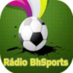 Logo da emissora Rádio BhSports