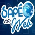 Logo da emissora Rádio Sapé na Web