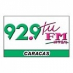 Logo da emissora Radio 92.9 Tu FM