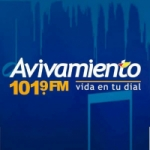 Logo da emissora Radio Avivamiento 101.9 FM
