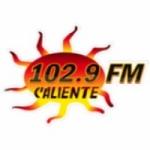 Logo da emissora Radio Caliente 102.9 FM