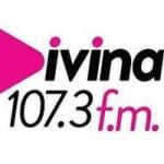 Logo da emissora Radio Divina 107.3 FM