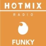 Logo da emissora Hotmix Radio Funky