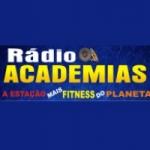 Logo da emissora Rádio Academias