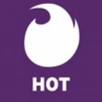 Logo da emissora Hot Mix Radio Hot