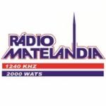 Logo da emissora Rádio Matelândia 1240 AM