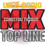 Logo da emissora Mix Top Line