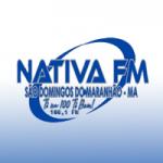 Logo da emissora Rádio Nativa 100.1 FM