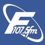 Logo da emissora Radio Fabulosa 107.5 FM