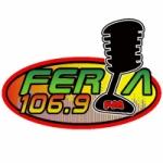 Logo da emissora Radio Feria 106.9 FM