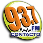 Logo da emissora Radio Contacto 93.7 FM