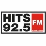 Logo da emissora Radio Hits 92.5 FM